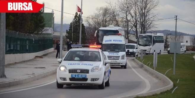 Amedsporlu futbolcuya Bursa'da askerlik şoku