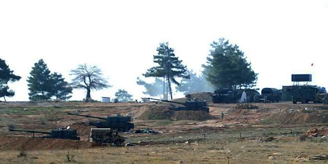 'Azez'de 29 PYD militanı öldü'