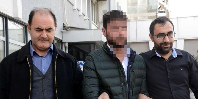 Bursa'da polisten, sahte polise suçüstü