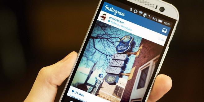 Dikkat! Instagram uyarılarınız bir başkasına gidebilir!