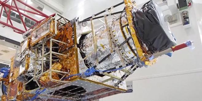 Askeri istihbarat uydusu göreve hazırlanıyor