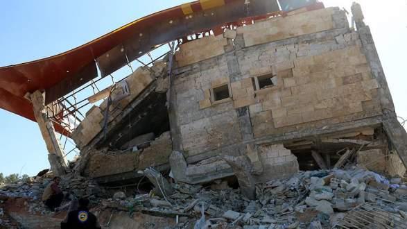 5 sağlık kuruluşu ve 2 okula saldırı: 50 ölü