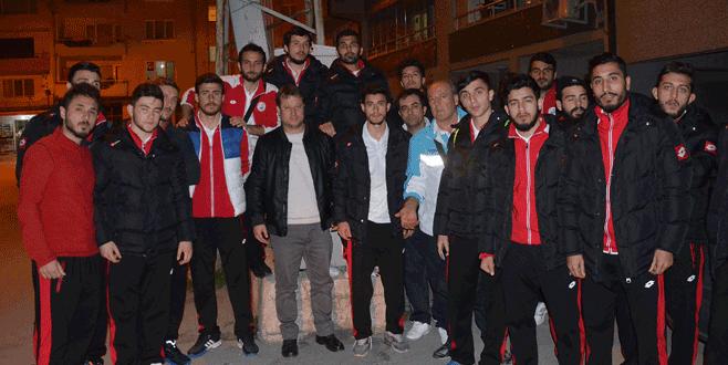 Mudanya'da isyan çıktı!