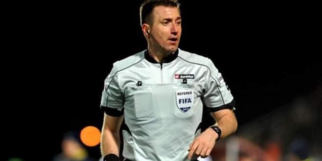Hüseyin Göçek'e, UEFA'dan görev
