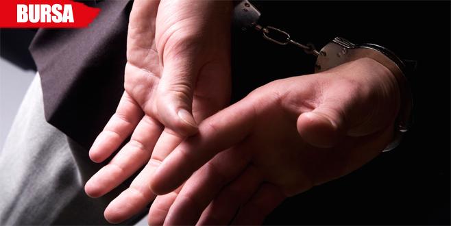 35 bin liralık sahte çeki bankaya götürünce gözaltına alındı