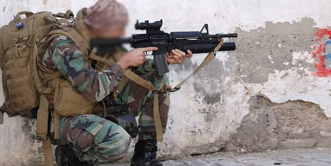 TSK: 'Sur'da 2 terörist etkisiz hale getirildi'