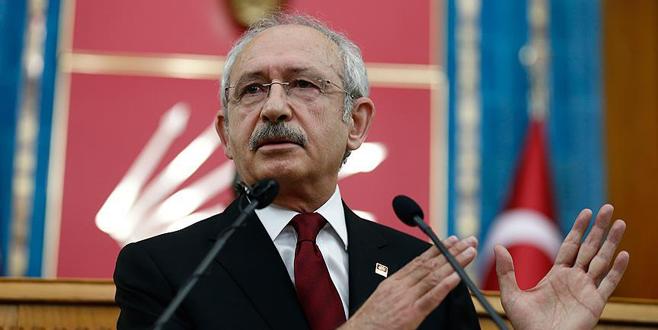 Kılıçdaroğlu: 'Kimse milliyetçiliğimizi test etmesin'