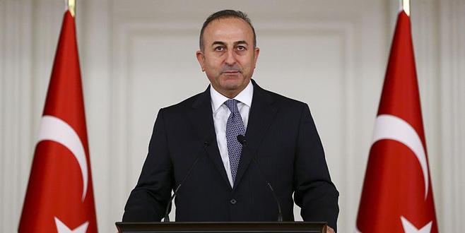 Çavuşoğlu'dan 'Suriye'ye kara harekatı' açıklaması