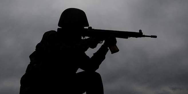 Sur'dan acı haber: 1 asker şehit