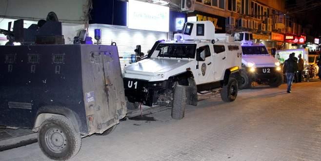 Kaçak bahis oynatılan merkeze bombalı salıdırı