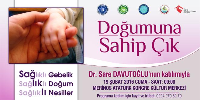 Bursa'da normal doğum seferberliği