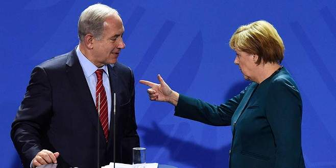 'İsrail Almanya'dan yardım istedi'