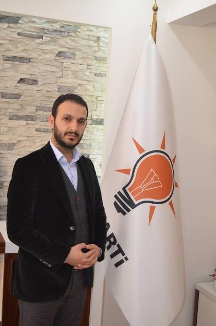 AK Parti Malatya Gençlik Kolları Başkanı Enis Aydoğan'dan Konferansa Davet