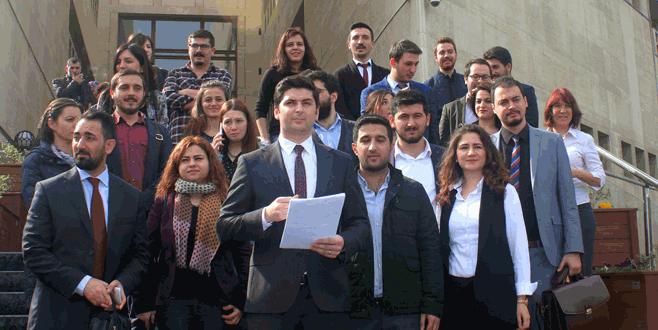 İşçi avukatların ücret isyanı