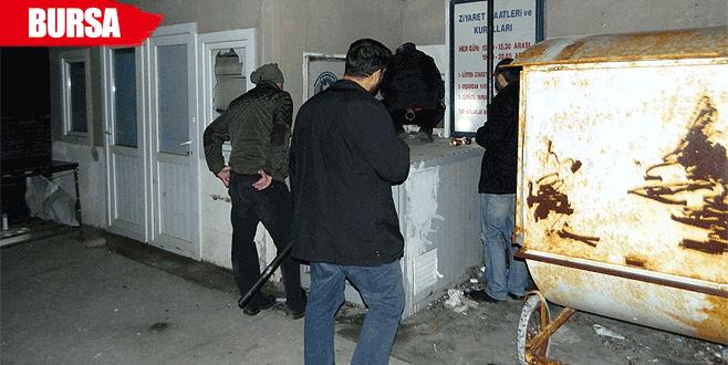 Bursa'da polisi alarma geçiren ihbar