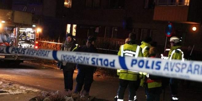 İsveç'te Türk derneğine ses bombalı saldırı