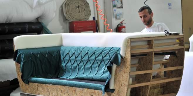 Dünyanın tercihi 'Türk mobilyası'