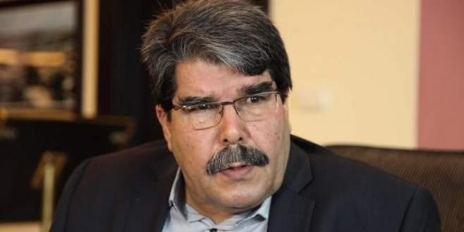 Terör örgütü PYD lideri Müslim'den 'Ankara saldırısı' açıklaması