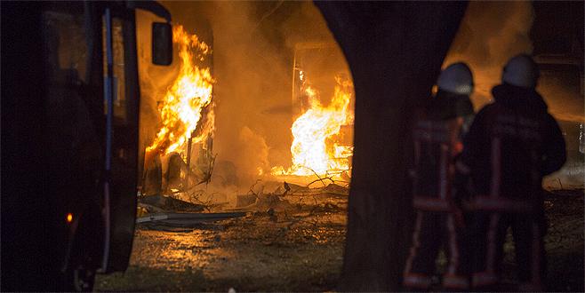 Ankara saldırısında gözaltı sayısı 17'ye yükseldi