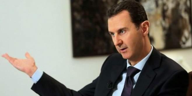 'Obama gidecek, Esad kalacak'