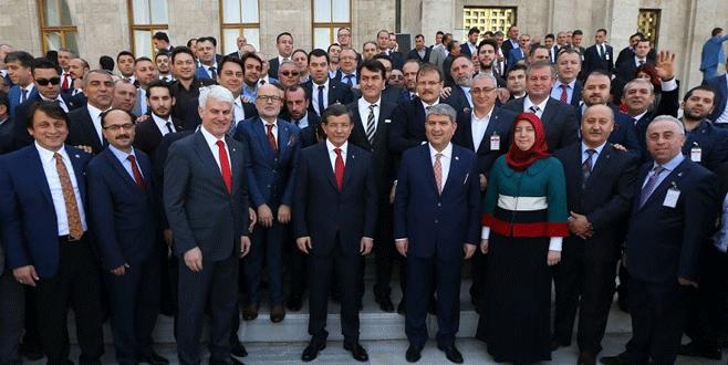 AK Parti Osmangazi'den Ankara çıkarması