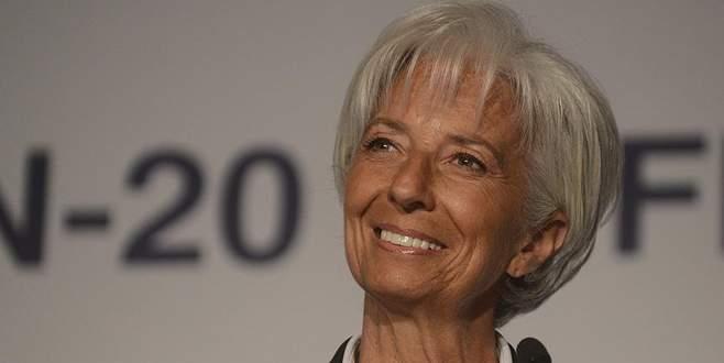 Lagarde yeniden IMF Başkanı