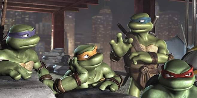 Ninja Kaplumbağalar'ın sinemagrafları yayımlandı