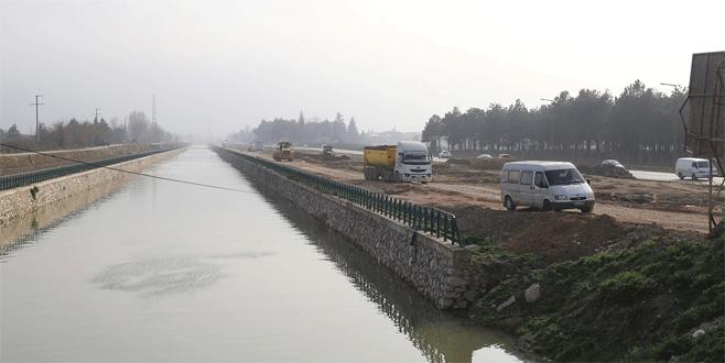 Yunuseli Kanalı bambaşka bir hal alacak