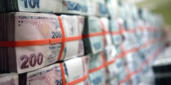 Tasfiyelik eşya satışından 108 milyon liralık gelir