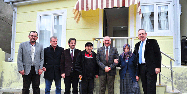 Orhangazi'de iç ısıtan proje