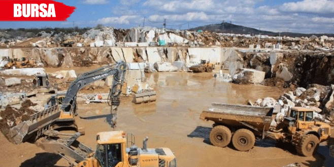 Maden projesinin izinlerine iptal