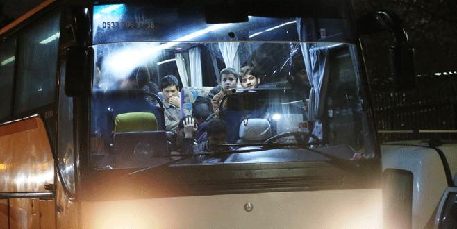 Bursa'da 56 Afgan yakalandı