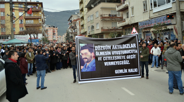 Gemlik'te öldürülen Düzgün Akyıldız'ın ailesi adalet istiyor