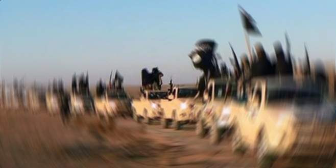 IŞİD 110 sivil kaçırdı!