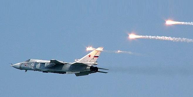 Rusya, yanlışlıkla YPG'yi vurdu!