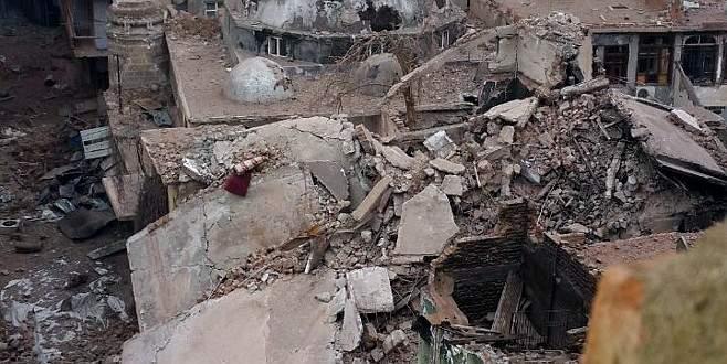 PKK'nın sözde karargahı yerle bir edildi!