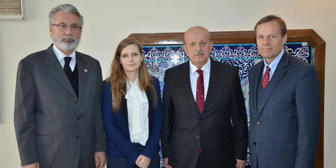 Litvanya'dan İznik'e kardeşlik daveti