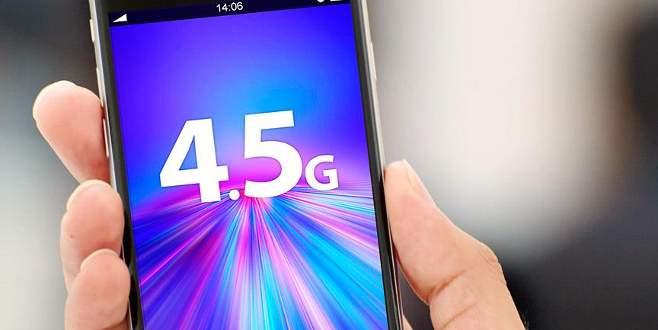 4,5G'ye frekans ayarı