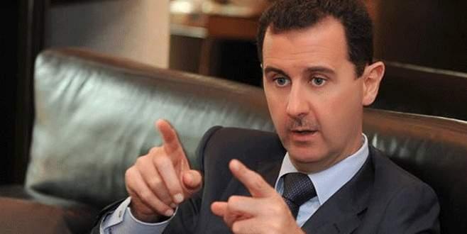Esad ateşkesi kabul etti