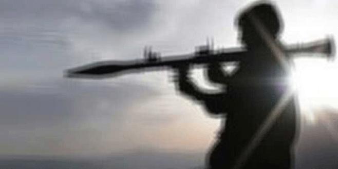 Jandarma komutanlığına terör saldırısı