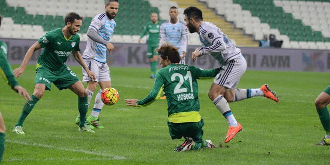 Bursaspor'a 11.6 milyon lira!