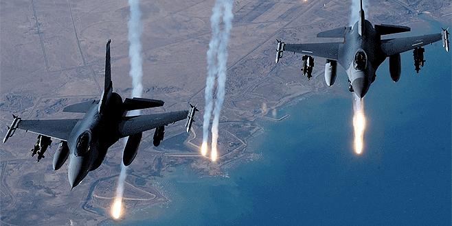 İdil'de hava operasyonu: Çok sayıda PKK'lı öldürüldü
