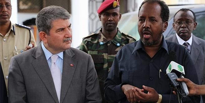 Somali Cumhurbaşkanı yarın Bursa'ya geliyor
