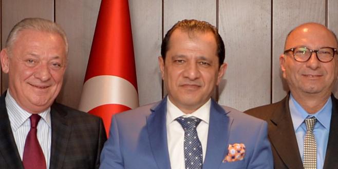 Yeni Başkan Turgay Üntut