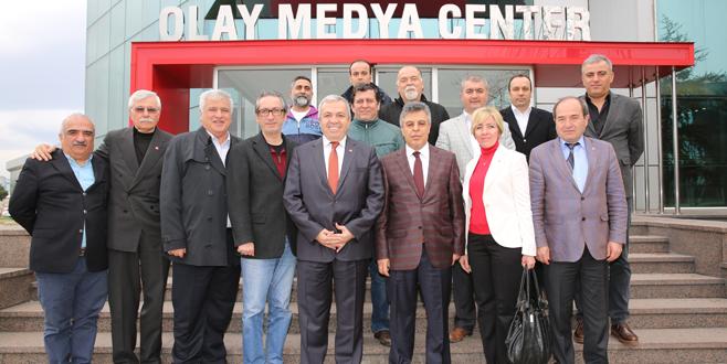 'Hedefimiz 2019'da Bursa'yı yönetmek'
