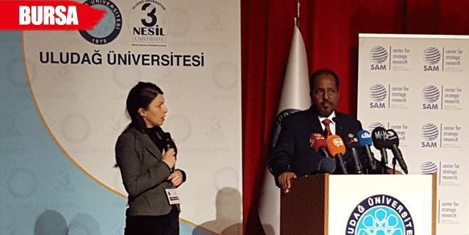 Somali Cumhurbaşkanı ülkesinin neden fakir kaldığını açıkladı