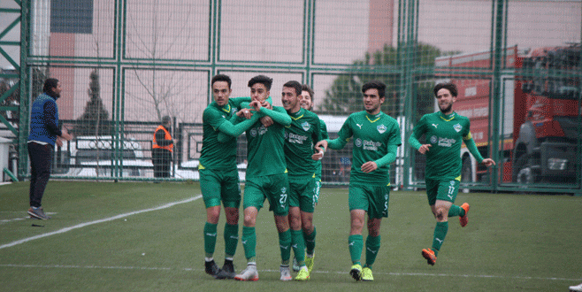 Yeşil Bursa'da yüzler gülüyor