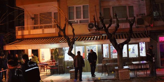 Kahvehaneye silahlı saldırı: 2 yaralı