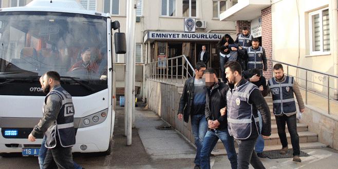 Bursa'daki suç örgütü operasyonunda flaş gelişme!