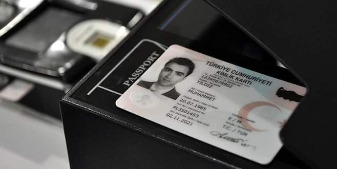 Yeni kimlik kartlarının dağıtım tarihi belli oldu!